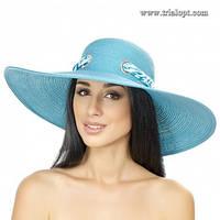 Шляпы Del Mare модель 46 цвет-малиновый
