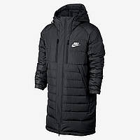 Куртка парка Nike down filled parka черная