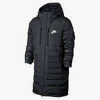 Куртка парка Nike down filled parka черная