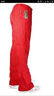 Женские спортивные брюки ТМ «Boulevard» красные, фото 1