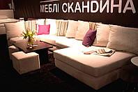 Диван Eden 2-х угловой для гостиной в доме