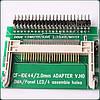 Адаптер IDE (44 pin папа) — CF (замена 2.5 HDD на CF)