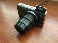 Фотоапарат Canon PowerShot SX220 HS Gray, фото 1