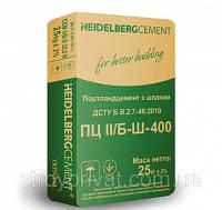 Цемент HEIDELBERGCEMENT-400 25кг