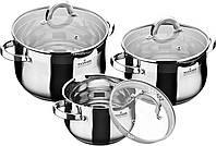 Набор посуды Maxmark MK-BL6506F (6 предметов)