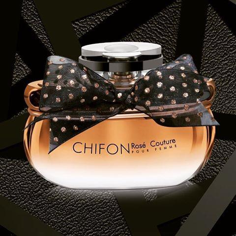 Женская парфюмированная вода Chifon Rose Couture100ml. Emper (100% ORIGINAL)