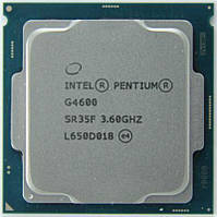 Intel Pentium G4600 3.6GHz (3MB, Kaby Lake, 51W, S1151) Tray (CM8067703015525)