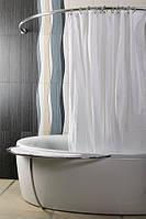 Дуговой карниз в ванную комнату 140 х 140 см