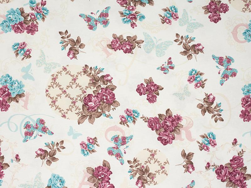 Обивочная ткань 65% Cotton Котон 12900 V-2