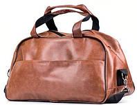 Дорожная сумка, кожаная сумка, сумка мужская, сумка женская, спортивная сумка, фото 1