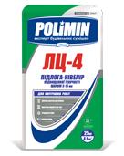 POLIMIN ЛЦ-4 самовыравнивающийся пол