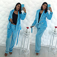 Уютная махровая пижамка , фото 1