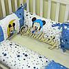 Бортики подушки в кроватку, Подушка - 06, фото 4