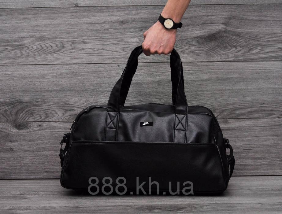 Дорожная сумка Nike кожаная сумка, сумка мужская, сумка женская, спортивная сумка  реплика