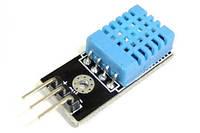 Датчик температуры и влажности DHT11 для Arduino