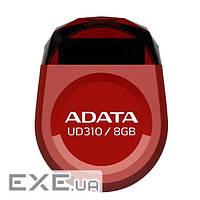 Накопичувач ADATA 8GB USB UD310 Red (AUD310-8G-RRD)