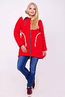 Женская зимняя куртка батал 46,48,50,54,56,58,60,64,