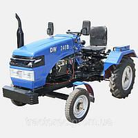Трактор DW 240B, 1 цил, 24 л.с, водяное охлаждение, БЕСПЛАТНАЯ ДОСТАВКА!