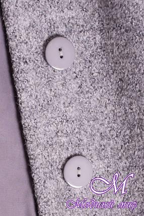 Стильное осеннее пальто большого размера (р. XL, XXL, XXXL) арт. Сплит Донна 3290 - 16812, фото 2
