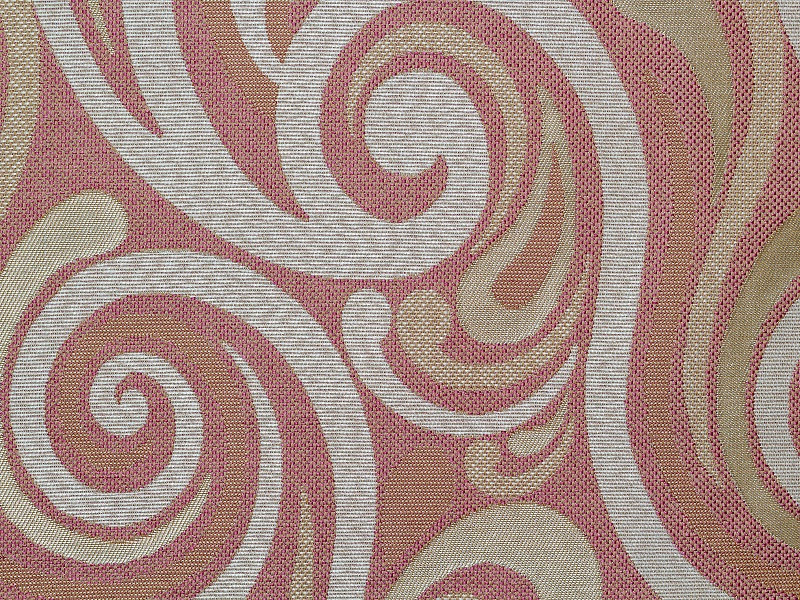 Обивочная ткань для мебели Ажур пинк Ajur pink