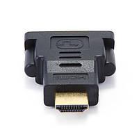 Адаптер Gembird A-HDMI-DVI-3, HDMI папа/ DVI мама