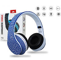 Наушники Crack STN-12 Bluetooth + Mp3 плеер и Fm