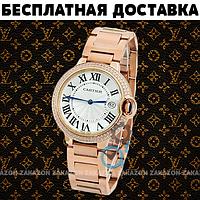 Наручные часы Cartier Ballon Bleu 'AAA' Механика Золотые
