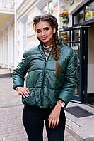 Куртка женская (плащевка,утеплитель-силикон 200)