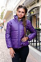 Куртка женская (плащевка,утеплитель-силикон 200), фото 1