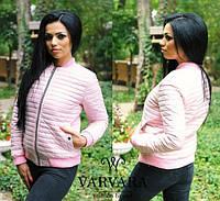 Куртка женская мод.107 (плащевка на синтепоне 150), фото 1