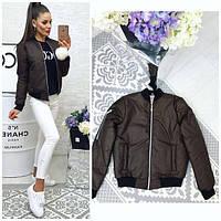 Куртка женская мод.0030 (синтепон 150), фото 1