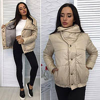 Куртка женская мод.5012 (плащёвка на синтепоне 150), фото 1
