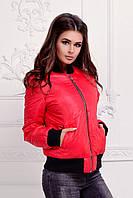 Куртка арт.0091  ( плащёвка, подкладка, синтепон плотностью 200, Тепло до минус 7-10 градусов мороза)