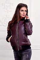 Куртка арт.0091  ( плащёвка, подкладка, синтепон плотностью 200, Тепло до минус 7-10 градусов мороза), фото 1