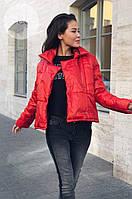 Куртка женская (плащевка-утеплитель 150), фото 1