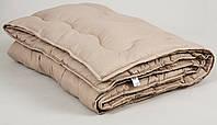 Одеяло Lotus - Comfort Wool 170*210 кофе двухспальное