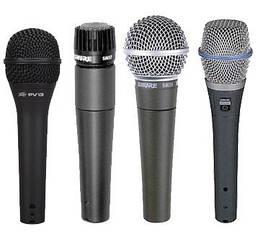Динамічні мікрофони