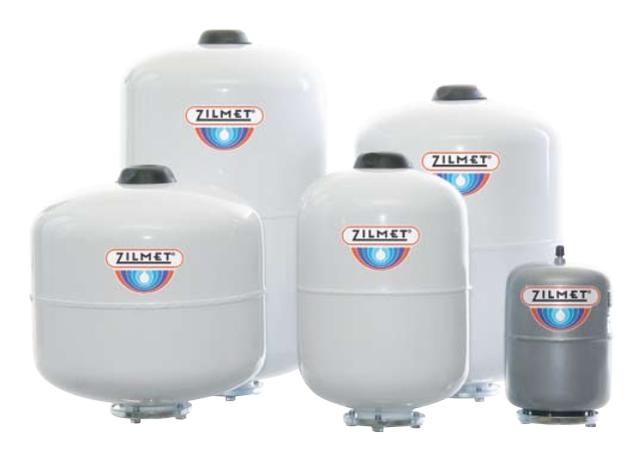 Гидроаккумуляторы для питьевой воды_расширительный бак со сменной мембраной_гидроаккумуляторы Zilmet серии Hy-Pro