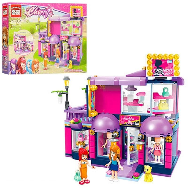 Конструктор Brick для девочек - аналог серии Friends