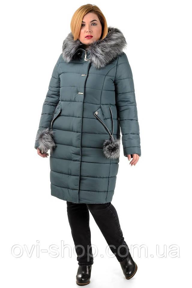 женское зимнее пальто. Интернет-магазин магазин одежды от производителя Ovi- Shop предлагает верхнюю одежду оптом и в розницу по самой низкой цене. 025ca8c321a23