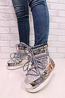 Женские луноходы, снегоходы, мунбуты, moon boot