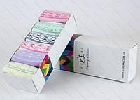 Женские носки на подарок. В коробочке 6 пар, фото 1