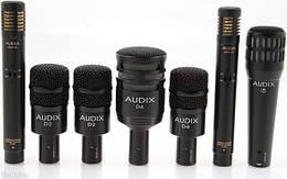 Мікрофони інструментальні