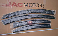 Ветровики (дефлекторы) окон JAC J5