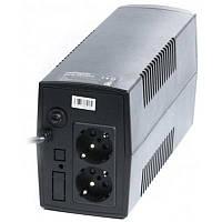 ИБП EnerGenie EG-UPS-B850850VA, Line Int., AVR, 2xSchuko