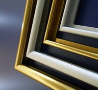 Алюминьевые рамы для картин, дипломов, грамот, стендов