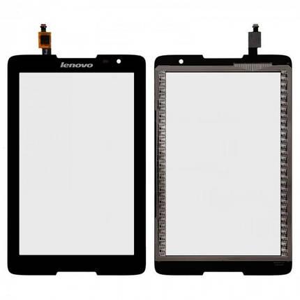 """Сенсор (тачскрин) для Lenovo A5500 IdeaTab 8.0""""/A8-50 черный, фото 2"""