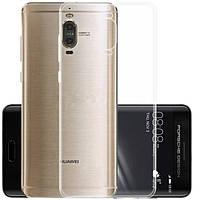Силиконовый чехол 0,33 мм для Huawei Mate 9 Pro (прозрачный)