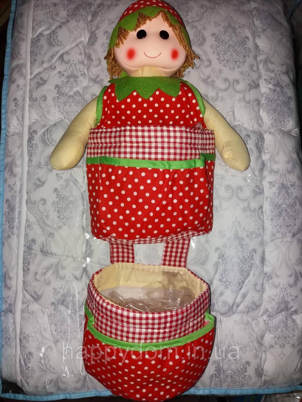 Кукла карман двойка.