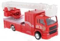 Пожарная машинка инерционная